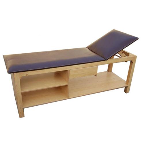 تخت چوبی یک شکن