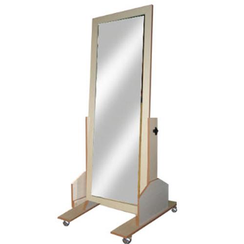 آیینه قدی چوبی